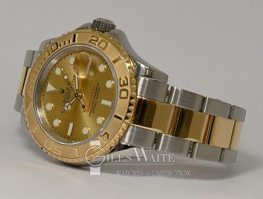 £7,895 (REF 9324) YACHTMASTER REF 16623 (2005)