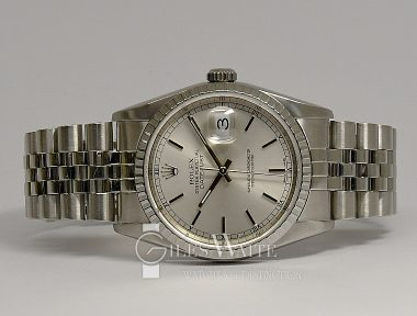 £SOLD (REF 9306) DATEJUST REF 16220 (2005)