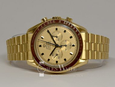 £28,995 (REF 9157) SPEEDMASTER MOON SHINE 50TH ANNIVERSARY REF 310.60.42.50.99.001 (2020)