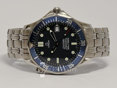 "£SOLD (REF 9340) SEAMASTER DIVER REF 25318000 ""JAMES BOND"" (2004)"