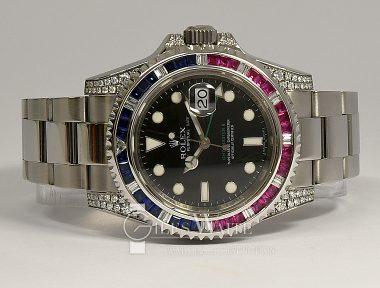 £11,995 (REF 9345) GMT MASTER II REF 116710LN (2010)