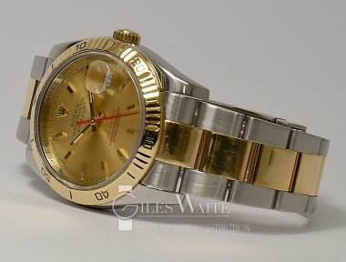 £6,995 (REF 9357) DATEJUST TURNOGRAPH REF 116263 (2007)
