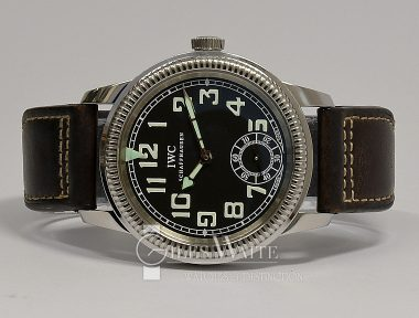 £4,695 (REF 9358) IWC VINTAGE COLLECTION REF IW325401 (2014)