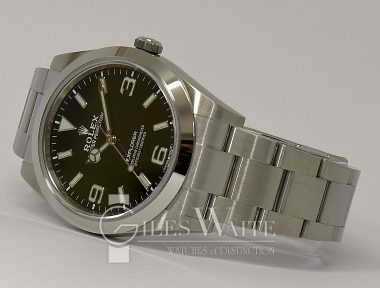 £6,395 (REF 6521) EXPLORER REF 214270 (2020) NEW UN-WORN