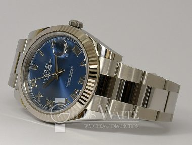 £8,795 (REF 6520) DATEJUST REF 126334 (2020) NEW UN-WORN