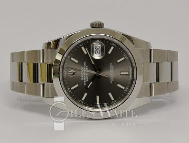 £7,295 (REF 9377) DATEJUST REF 126300 (2020) NEW UN-WORN